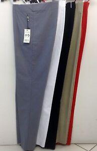 Damenmode GüNstiger Verkauf Damen Hosen Schluphose Stretchhose Tregging Gr 18-27/28 Maschinenwäsche