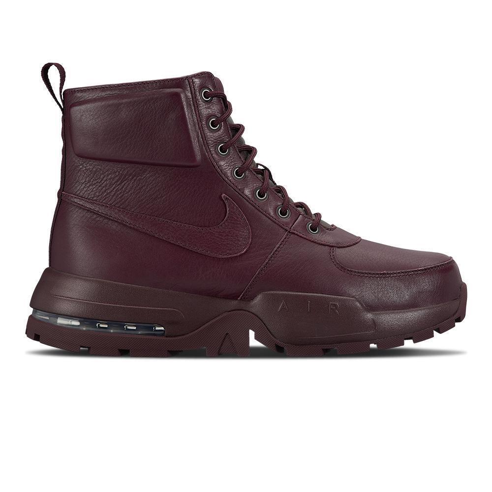 Nike air max 7,5 goaterra 2.0 borgogna uomini sz 7,5 max - 13 c42689