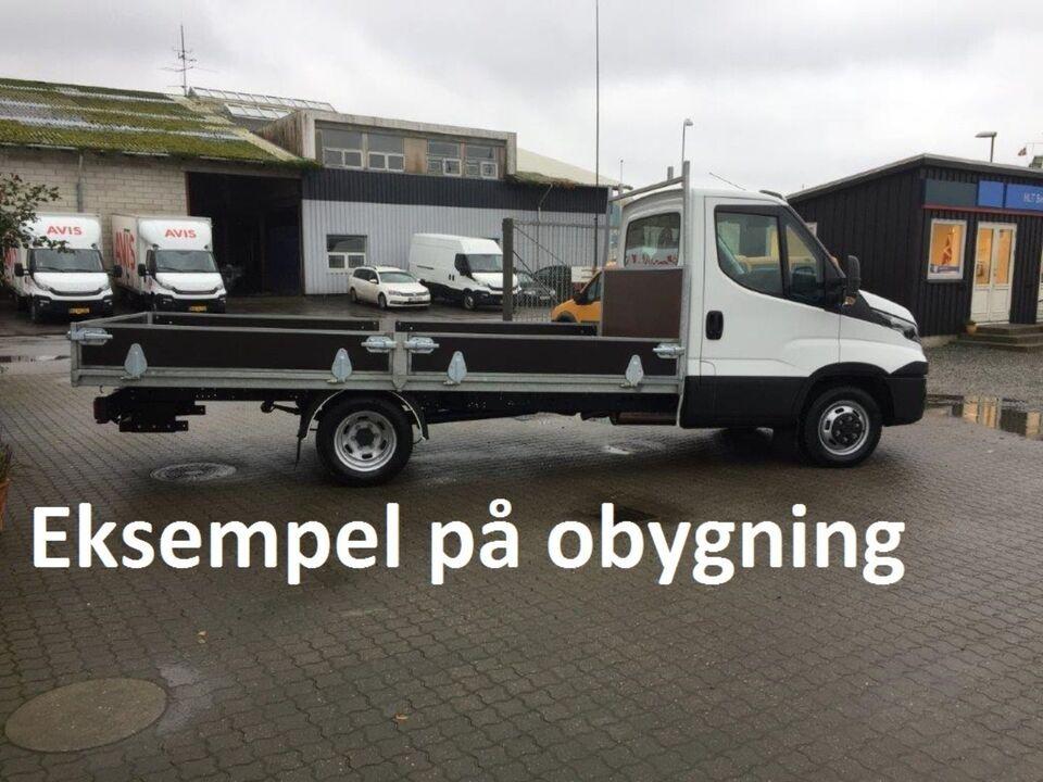 Iveco Daily 2,3 35C15 3750mm Lad Diesel modelår 2019 Hvid km
