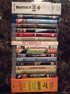 Region B Blu-Ray Collection - Arrow/BFI/Masters Of Cinema
