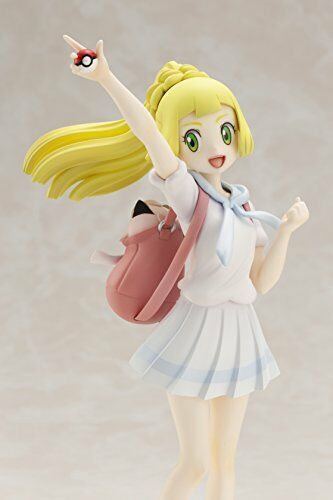 Pokemon Center Original Figure Lillie /& Clefairy 1//8 Figure Anime JAPAN 2018