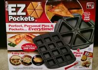 Ez Pockets Pans As Seen On Tv Brand Free Shipping