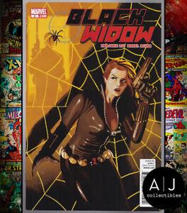 Black Widow #5 NM 9.4 (Marvel) 2010