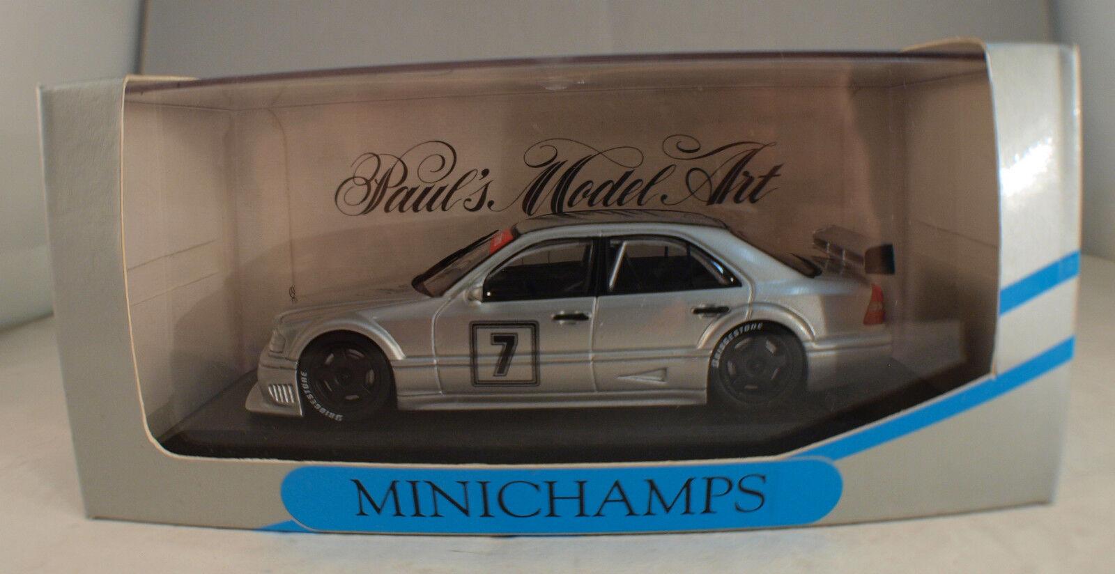 Minichamps Mercedes C 180 DTM Klasse 1  1 43 inbox en boîte MIB