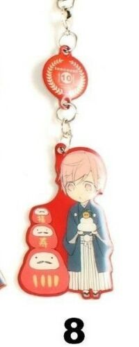 Ten Count 10 Count Yaoi metal strap Yura Yura Charm Collection ita bag 6 choices