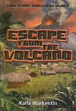 Escape from the Volcano Time-Stone Travelers