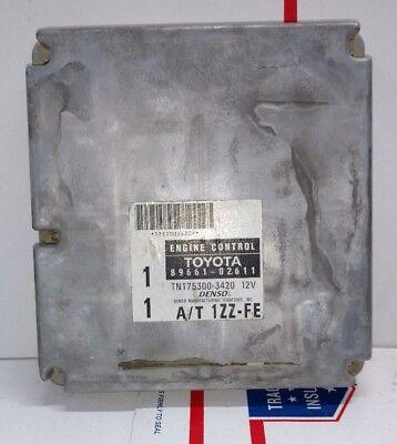 1999-2000 Toyota Corolla ecm ecu computer 89661-02611