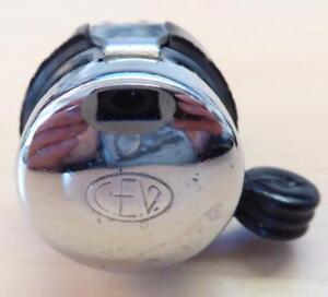 NOS original 1960's CEV handlebar chrome 2-way headlamp dip switch  E