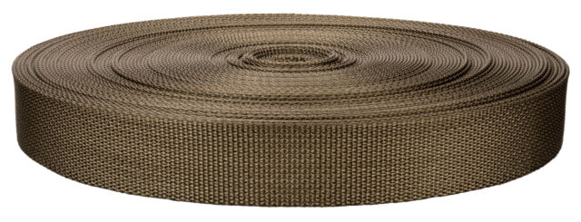 1 Inch Natural Heavy Cotton Webbing Closeout 10 Yards