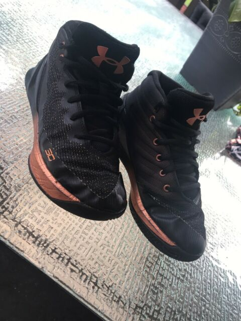 size 2Y SC Basketball Shoes 1299665-001