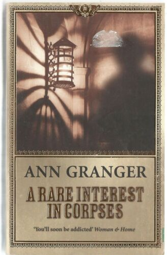 1 of 1 - A Rare Interest in Corpses by Ann Granger (Paperback, 2006)