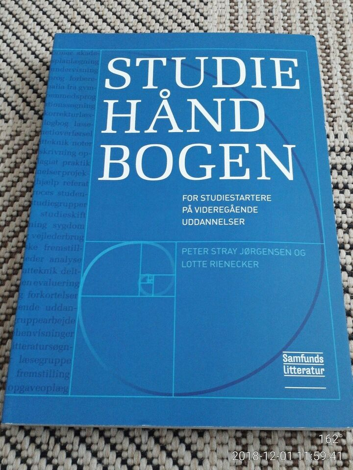 Studiehåndbogen, Peter Stray Jørgensen & Lotte Renecker