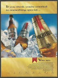 MICHELOB-BEER-1991-Print-Ad