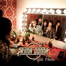 Prima Donna - After Hours  CD ALTERNATIVE METAL ROCK Neuware