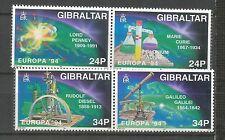 Cept / Europa   1994   Gibraltar     **