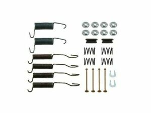 Complete Rear Brake Drum Hardware Kit for Ford Galaxie 500 1965-1970 ALL Models