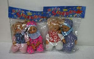 Rainbow-Sisters-Dolls-Older-amp-Younger-sisters-Set-of-2-different-packs-very-cute
