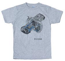 BMW R1200GS engine T Shirt