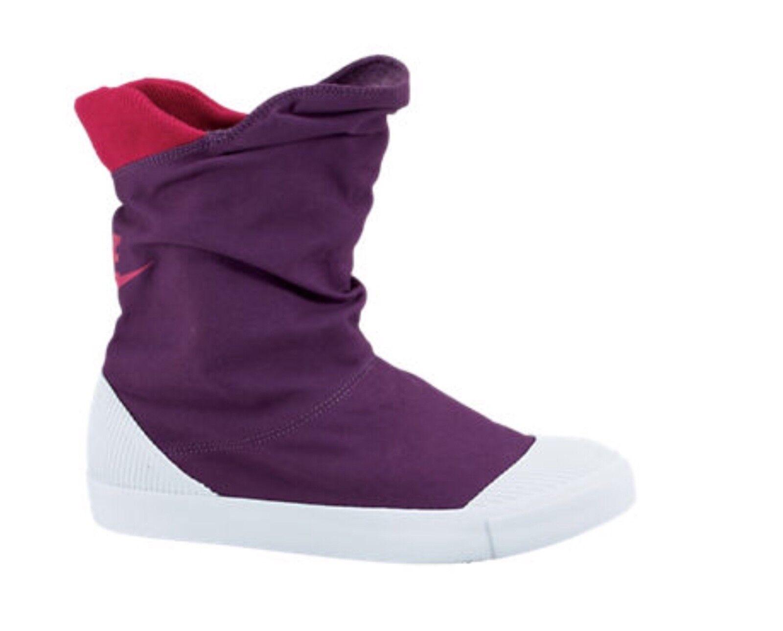 Nike Wmns Glencoe Guerrier Violet 472301-600 TAILLE 4 UK 37.5 eur