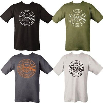 MENS T-SHIRT 100/% COTTON ARMY INFIDEL WW1 TALIBAN KEEP CALM ZOMBIES SECURITY