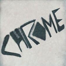 The Visitation by Chrome LP Damon Edge Art/Experimental Rock Punk