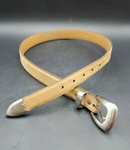 AUTHENTIC-NOCONA-LEATHER-CLASSIC-WESTERN-BELT-MODEL-N2427244-SIZE-32-PREOWNED