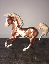 "Breyerfest 2011 ""Ethereal Spun Gold Surprise"" Chestnut Pinto only 400"
