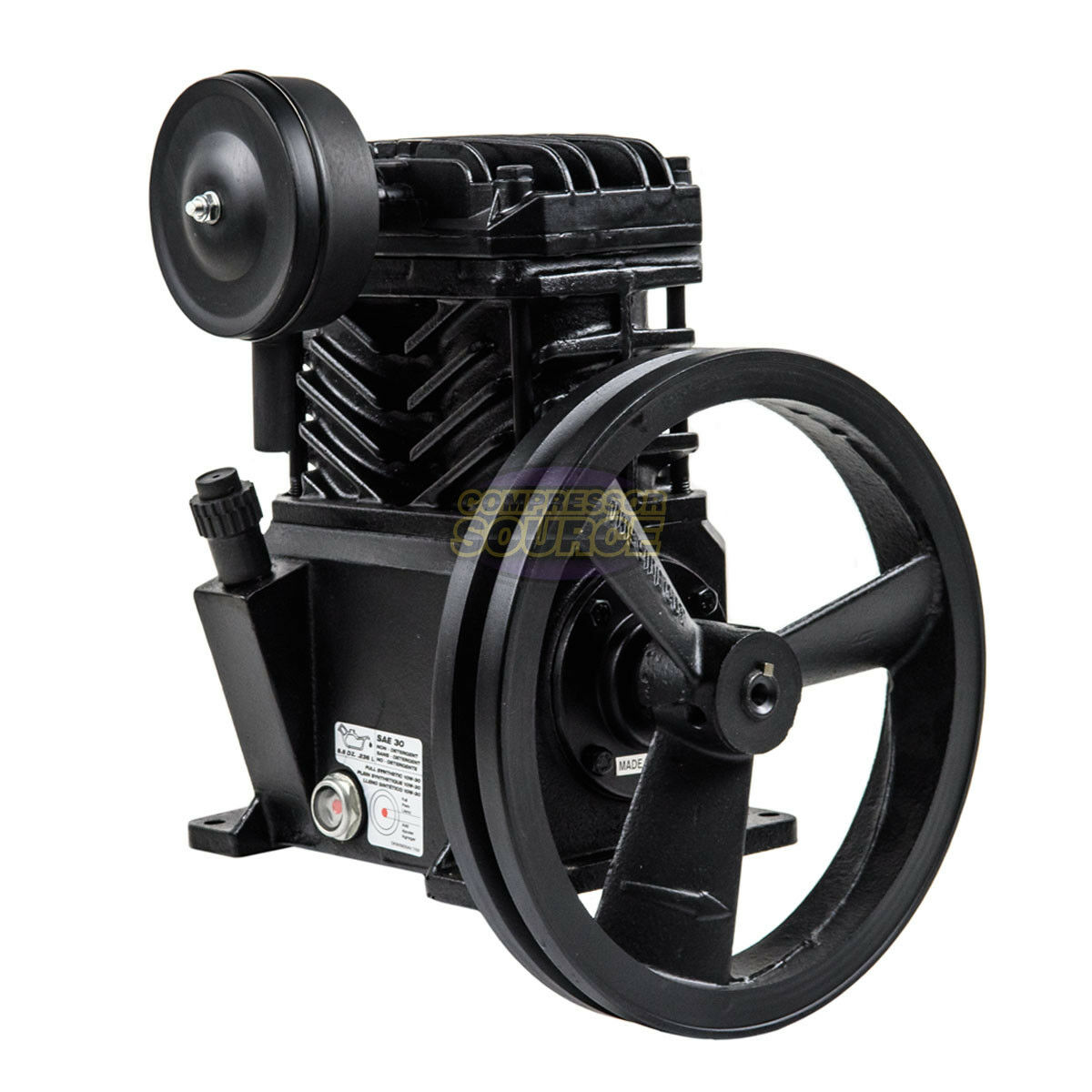 3HP Replacement Air Compressor Pump for Campbell Hausfeld VT4923 Cast Iron. Buy it now for 239.95