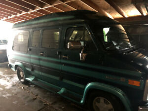 Van Rally wagon