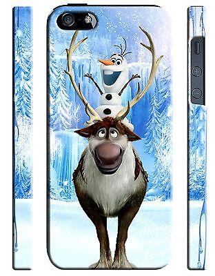 Olaf COVER CASE iPhone 6 6S Plus 5S 5C