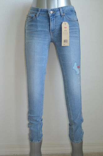 lo Skinny Seam Nwt Levi's stile 295530003 non Twisted Jeans 711 xw1C1Y