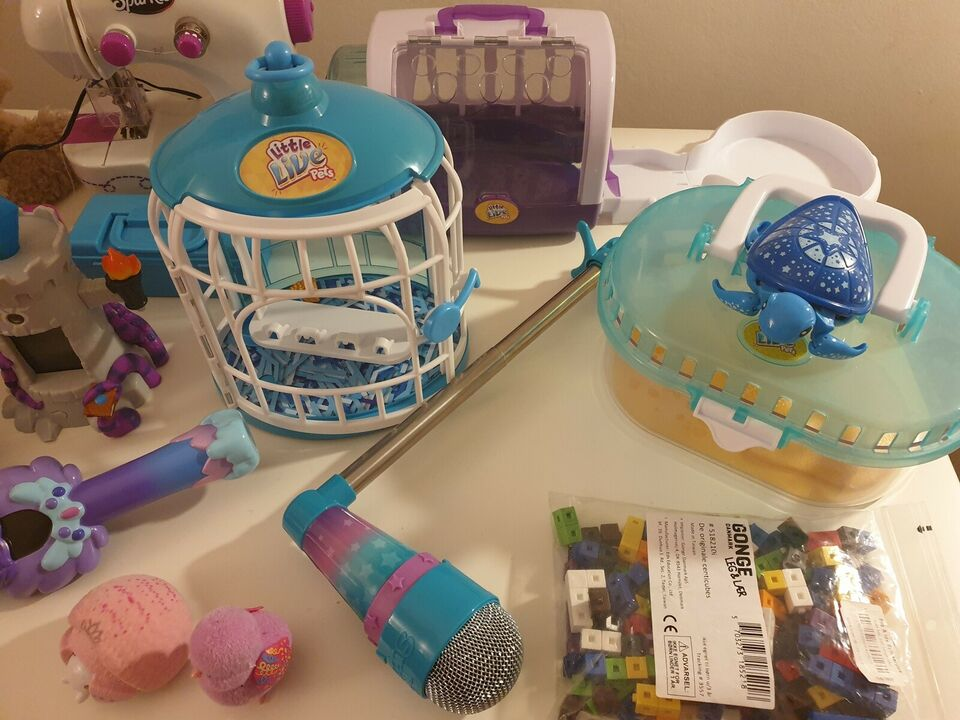 Andet legetøj, Diverse, Blandet