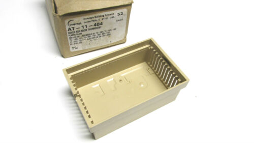 ZB-108 * IVENSKY CAT# AT-11-404 COVER FOR ROOM THERMOSTAT BLANK .