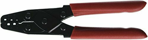 S/&g Tool Aid 18600 Open Barrel Terminals Crimping Plier for Weatherpack Terminal for sale online