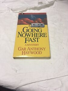 Going-Nowhere-Fast-by-Gar-Anthony-Haywood-2000-Cassette-Abridged