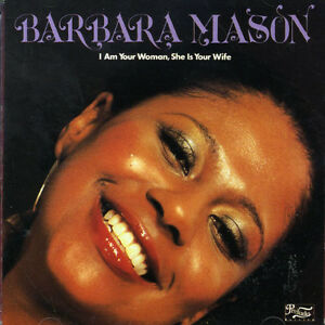 Barbara-Mason-I-Am-Your-Woman-She-039-s-Your-Wife-New-CD-Canada-Import