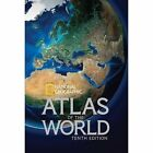 National Geographic Atlas of the World by National Geographic (Hardback, 2010)