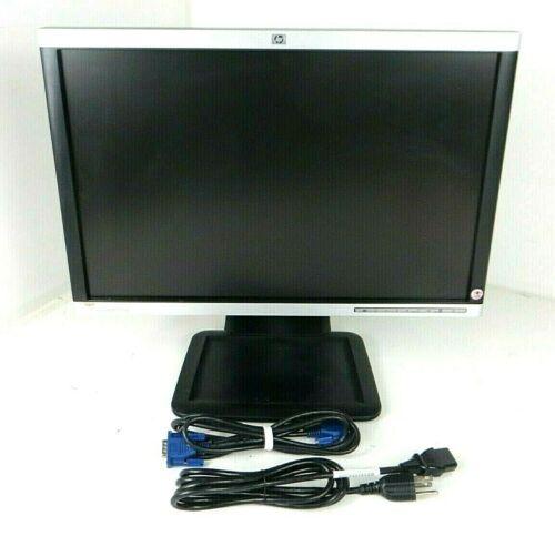 "HP LA1905wg 19/"" Widescreen 1440 x 900 LCD Monitors Lot of 8"