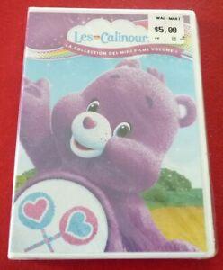 NEW-Sealed-DVD-Movie-Les-Calinours-La-Collection-des-Mini-Films-Volume-1