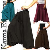 Sarouel Mixte (du 34 Au 50) Grande Longeur Taille Vetement Ethnique Femme Sa03