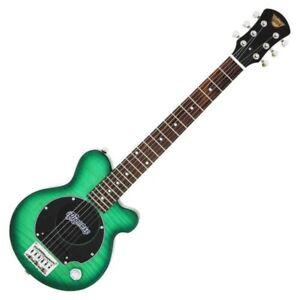 Pignose-pgg-200fm-SGR-eingebauten-Amp-Gitarre-durchschauen-gruen-Japan-EMS