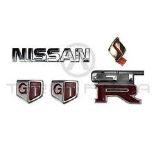 Nissan Skyline R32 GTR Extreior Emblem Kit TFA-040010KT