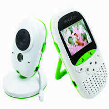 New Wireless Video Baby Monitor FL602 by Facelake with Two-Way Talk