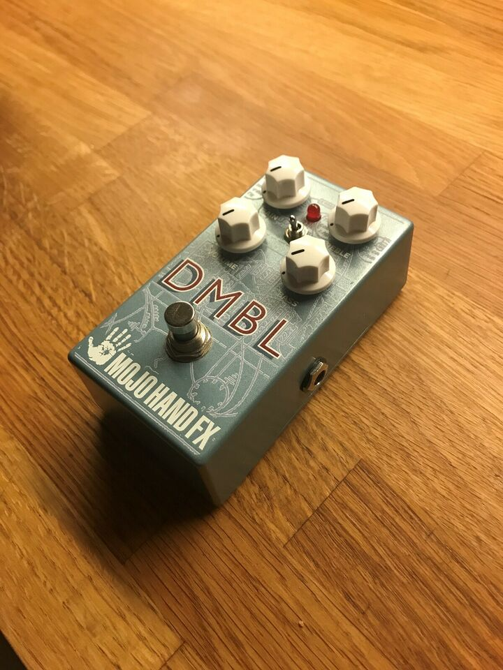 Overdrive pedal, Mojo hand fx DMBL