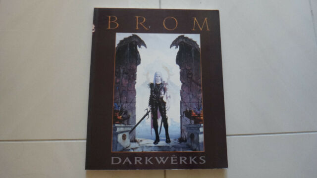 Darkwerks, Brom, Gerald 1855858363