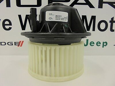 07-10 Jeep Wrangler Air Conditioning A//C Heater Blower Motor Resistor Mopar Oem
