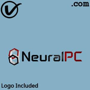 NeuralPC-com-PREMIUM-Computer-PC-Brandable-dot-COM-Domain-Name-For-Business