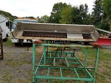 Henderson Stainless Steel Salt Spreaders 8 Ft Used 1 9