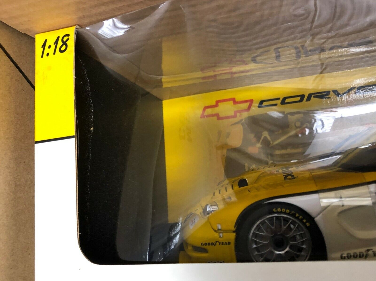 2000 CHEVROLET CORVETTE RACING RACING RACING C5R ALMS RON FELLOWS 1 18 by AUTOart 80005 4d1e4d