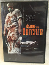 Andre the Butcher DVD Ron Jeremy unrated horror